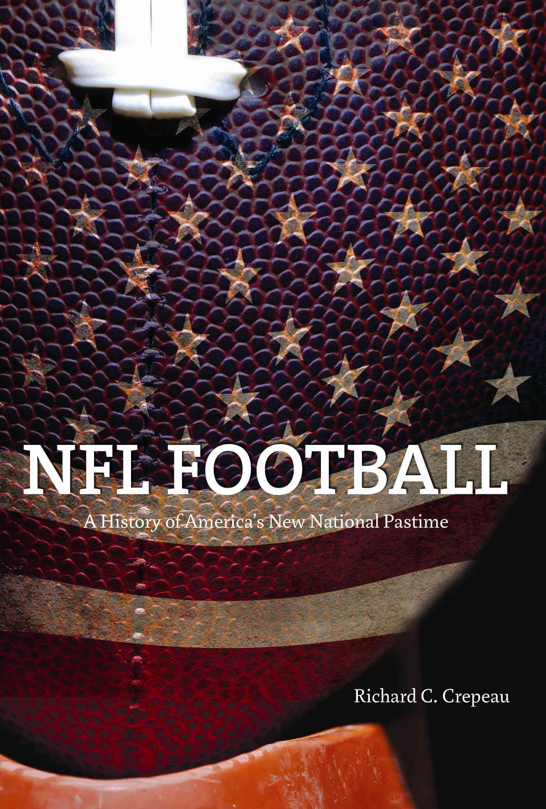 NFL Football By Crepeau, Richard C.
